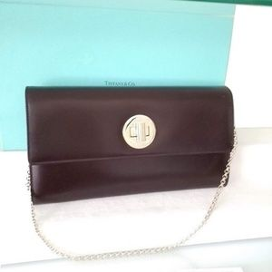 Tiffany & Co.large Clutch Convertible Bag Clutch